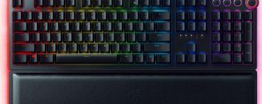 Razer Huntsman: Teclado gaming que usa los switches Optomecánicos de Razer