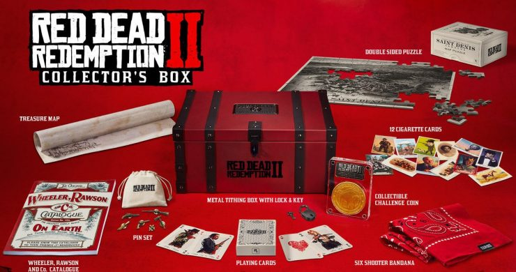 Red Dead Redemption 2 collectors 740x390 2