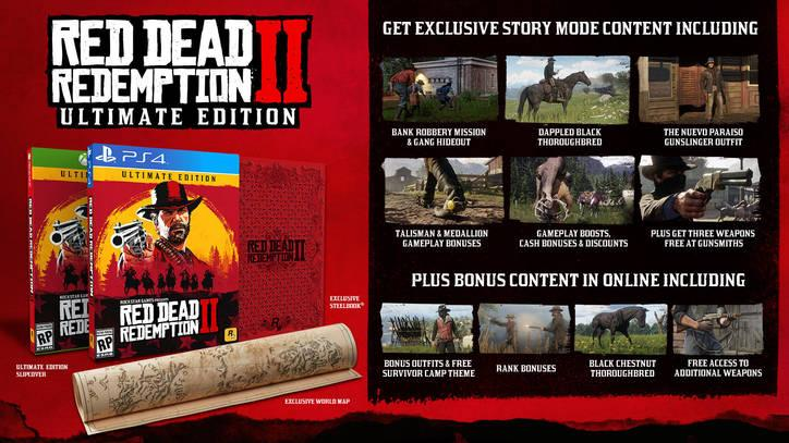 Red Dead Redemption 2 ultimate 0