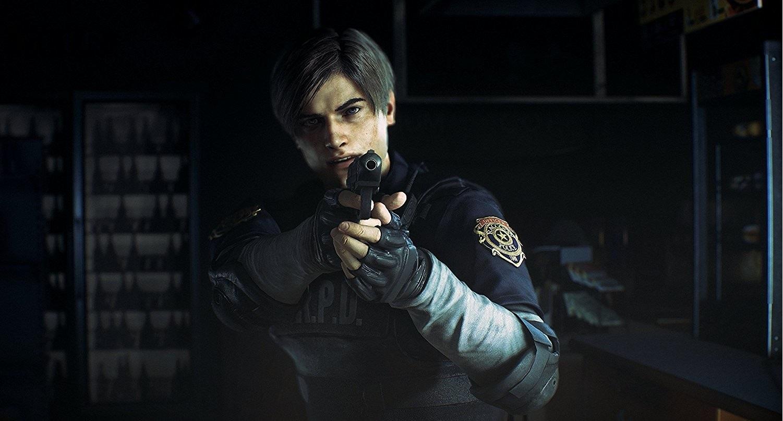 Gameplay Resident Evil 2 en 4K | Xbox One X