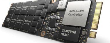 Samsung 8TB NF1: SSD NVMe 1.3, PCIe 4.0 y con 8TB de capacidad gracias a su V-NAND de 512GB