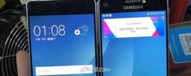 Así luce el Samsung Project V, el smartphone plegable cancelado por la compañía