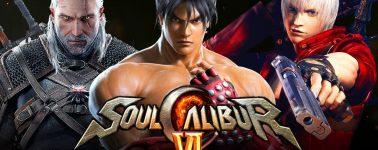 Soul Calibur VI – Requisitos mínimos y recomendados (Core i5 + GTX 1060 + 60GB HDD)