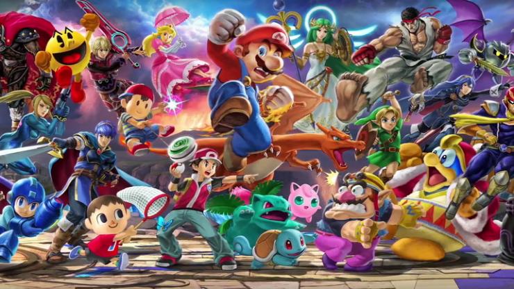 Super Smash Bros. Ultimate 740x416 0