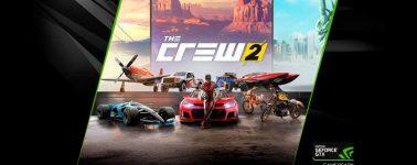 Nvidia regalará The Crew 2 con la compra de una GeForce GTX 1080 & GTX 1080 Ti