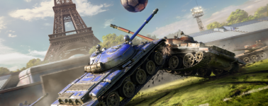 "World of Tanks recibe el modo ""Tank Football"", un Rocket League con tanques"