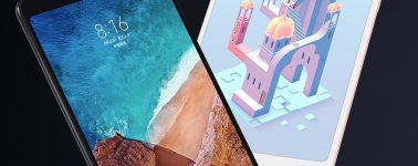 Xiaomi Mi Pad 4: 8″, Snapdragon 660 con 4GB de RAM y conectividad avanzada