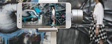 Xiaomi Mijia lanza un soporte gimbal económico para smartphones