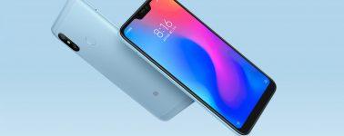 Xiaomi decide mostrar el diseño final de su Redmi 6 Pro