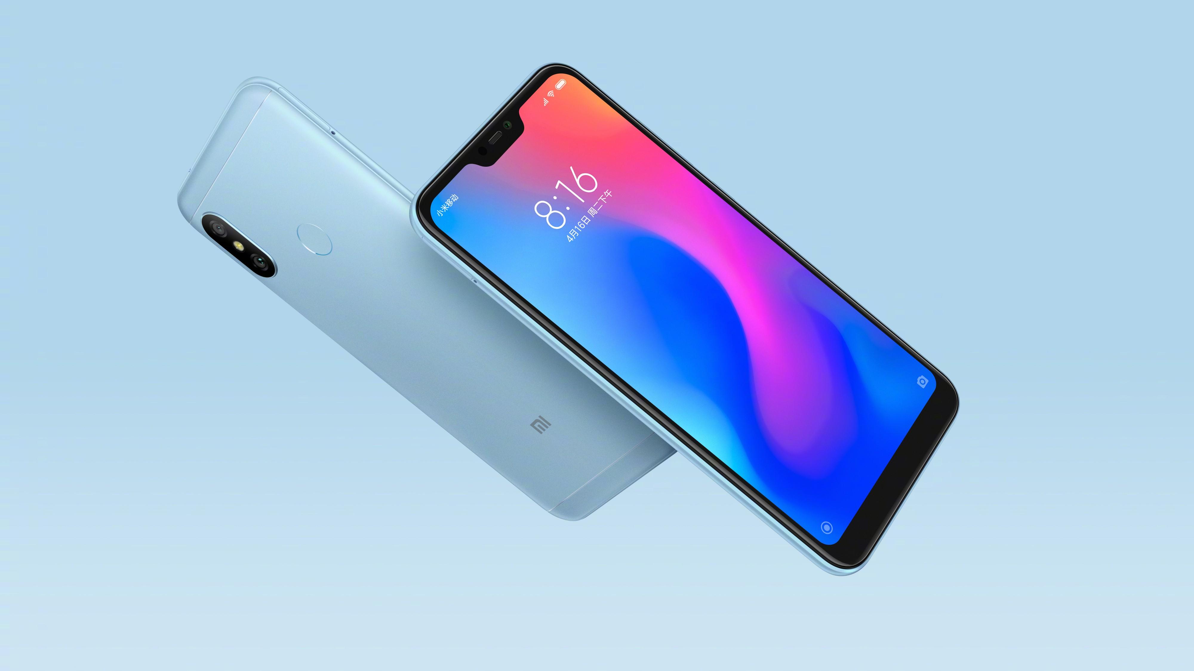 Xiaomi decide mostrar el diseño final de su Redmi 6 Pro - El ...