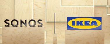 IKEA muestra su primer altavoz inteligente en colaboración con Sonos