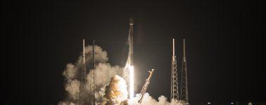 SpaceX pone en órbita con éxito el satélite de comunicaciones SES-12 a bordo de un Falcon 9