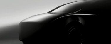 Tesla muestra da algunas pistas sobre el nuevo Model Y en forma de imágenes