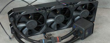 Review: Alphacool Eisbaer 360 CPU