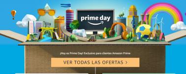 Arranca el Amazon Prime Day, descuentos en electrónica, juguetes, juegos y de todo un poco