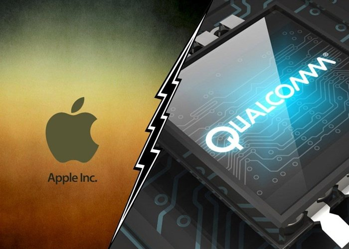 Apple Qualcomm 0