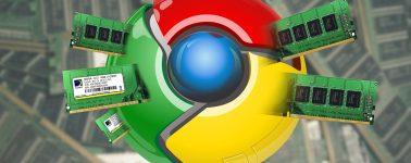 Google Chrome recibirá las mismas optimizaciones en el uso de memoria RAM que Microsoft Edge