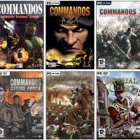 Kalypso adquiere los derechos de Commandos, Praetorians e Imperial Glory