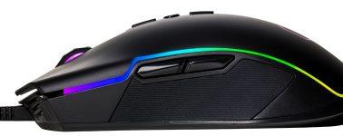 Cooler Master CM310: Ratón gaming con sensor óptico de 10.000 DPI e iluminación RGB por 29.99 euros