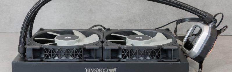 Review: Corsair H100i Pro