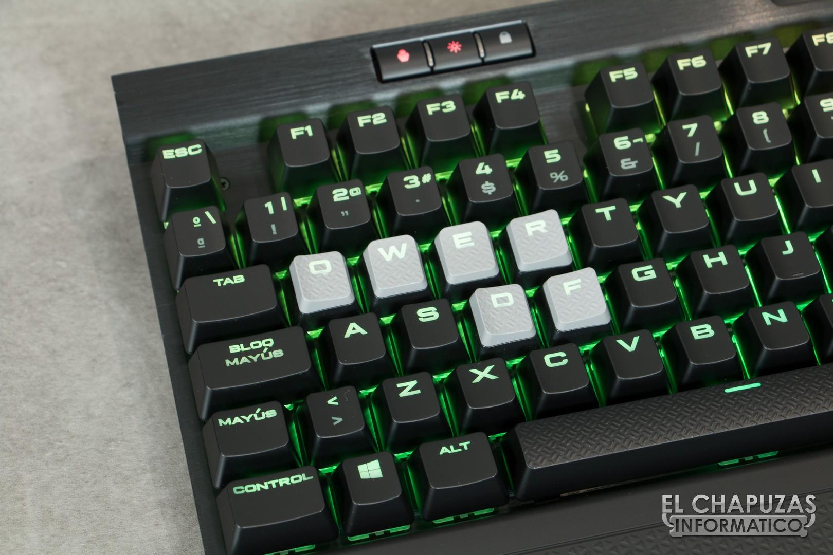 Review: Corsair K70 RGB MK.2