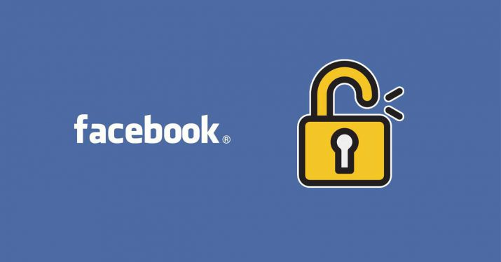Facebook candado desbloqueo 0