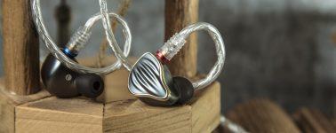 FiiO FH5: Auriculares in-ear 'Premium' con 4 drivers y un precio de 279 euros
