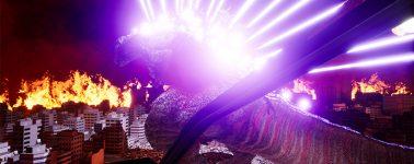 Tenía que suceder: Godzilla llega a la Realidad Virtual, y obviamente, aterriza en Japón