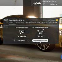 Gran Turismo Sport se actualiza para poder comprar coches con dinero real