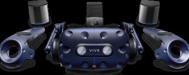 HTC lanza las VIVE Pro Full Kit, las gafas VR con los periféricos renovados por 1.399 euros