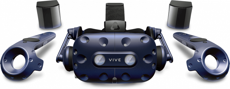 HTC VIVE Pro Full Kit 740x286 0