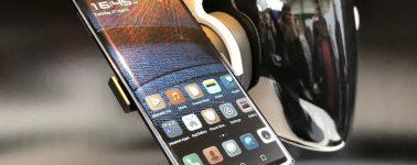 El Huawei Mate 20 Pro tendría un panel OLED curvo con lector de huellas integrado y 5 cámaras