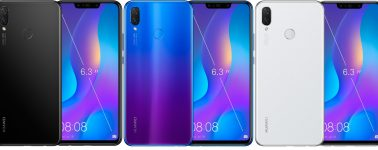 Huawei Nova 3i anunciado, el primer smartphone en usar el SoC HiSilicon Kirin 710