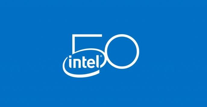 Intel 50 aniversario 0