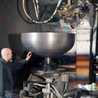 Lockheed Martin crea su pieza impresa en 3D más grande hasta la fecha