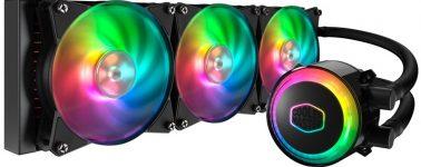 Cooler Master lanza su sistema de refrigeración tope de gama, el MasterLiquid ML360R RGB