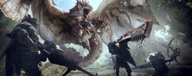 La última actualización de Monster Hunter: World rompe el juego, sería Denuvo