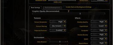 El motor gráfico de World of Warcraft se actualiza para soportar la API DirectX 12 y cinemáticas a 21:9