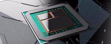 La Radeon RX Vega 56 Mobile es hasta un 14.1% más rápida que la GeForce GTX 1060