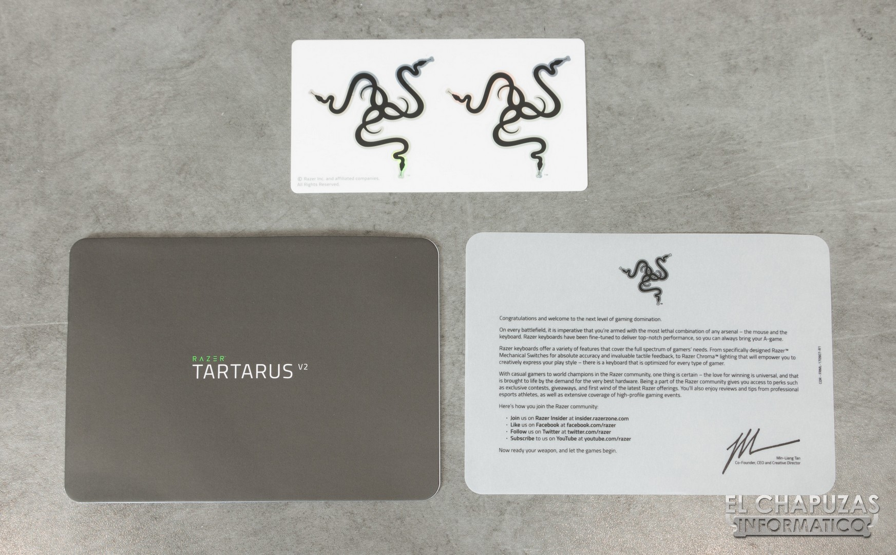Review: Razer Tartarus V2