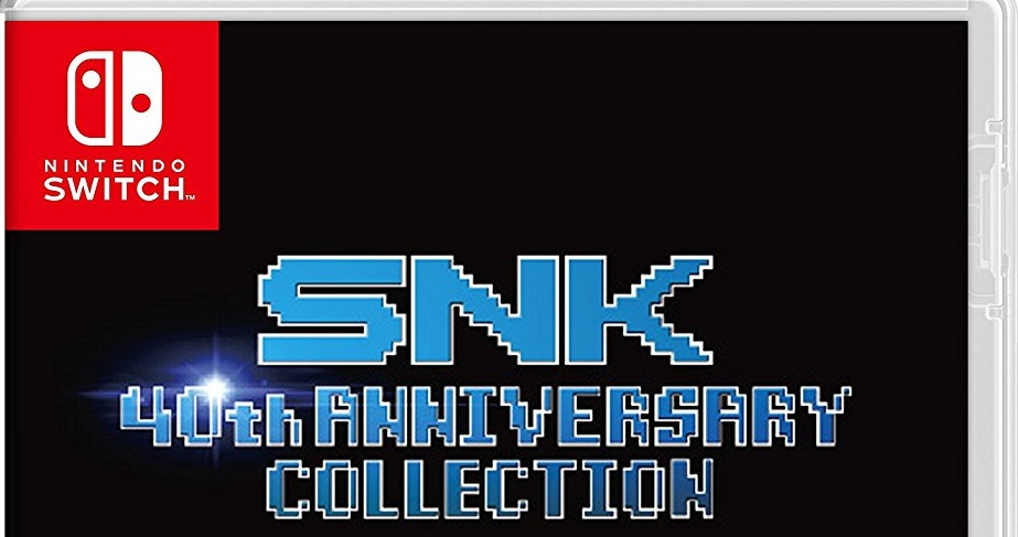 SNK 40th Anniversary Collection Nintendo Switch 0
