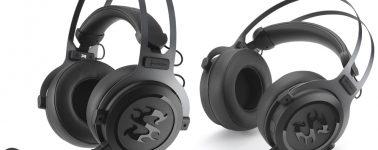 Sharkoon SKILLER SGH3: Auriculares circumaurales con tarjeta de sonido externa por 59.90 euros