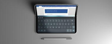 Microsoft lanzaría una Surface plegable con soporte para Android durante el Q1 2020