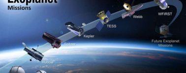 El telescopio espacial TESS comienza a buscar exoplanetas para la NASA