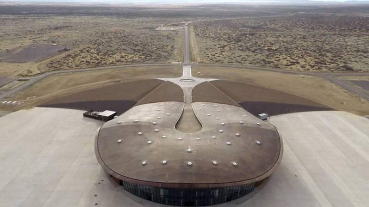 Virgin Galactic aeropuerto espacial 740x416 0