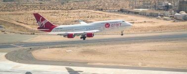 Virgin Orbit será la primera empresa en lanzar cohetes desde Reino Unido