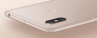 Xiaomi muestra el diseño de su Mi Max 3, llegará en tres colores