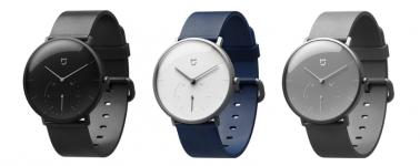 Xiaomi Mijia Quartz Watch: Un smartwatch híbrido con pocas funciones inteligentes