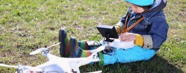 El Gobierno de Reino Unido propone prohibir el uso de drones a los niños