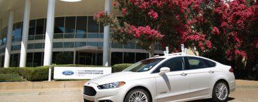Ford invertirá 4.000 millones de dólares en su empresa filial de vehículos autónomos
